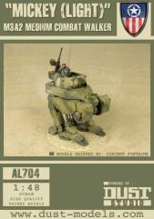 M3A2 Medium Combat Walker - Mickey (Light)