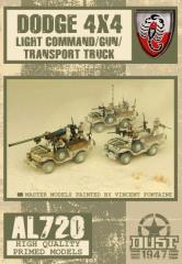 Desert Scorpions Command/Phaser/Transport Truck