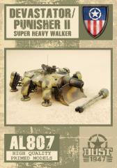 Fireball - Punisher, Super Heavy Walker