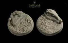 40mm Wasteland (Round Bases)