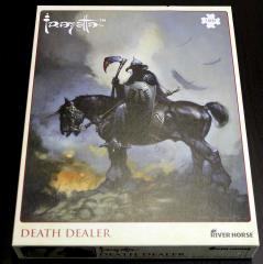 Frazetta Puzzle - Death Dealer