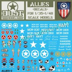 Allies Decals (10)
