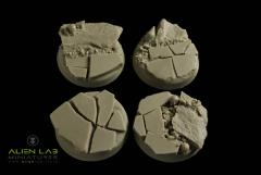 32mm Northern Land (Round Bases)