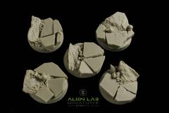 25mm Northern Land #1 (Round Bases)