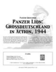 Panzer Lion - Grossdeutschland in Action, 1944