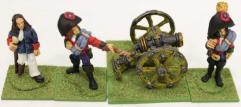 Elves of Armorica Artillery Crew #1