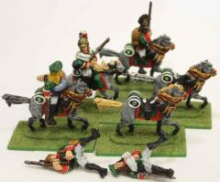 Elves of Armorica Cavalry Collection #1