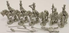 55502 1st Guard Liteupski Lancers Collection #1