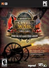 American Civil War 1861 - 1865 - The Blue and the Gray