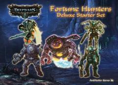 Fortune Hunters Deluxe Starter Set