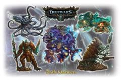 Dark Mariners Deluxe Starter Set