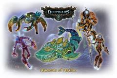 Ancients of Atalan Deluxe Starter Set