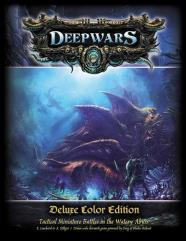 DeepWars (1st Edition, Deluxe Color Edition)