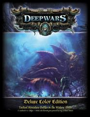 DeepWars (2.5 Edition, Deluxe Hardcover Edition)