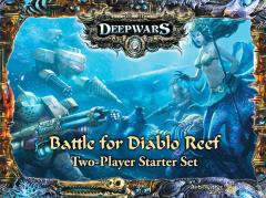 Battle for Diablo Reef - Two Player Starter Set