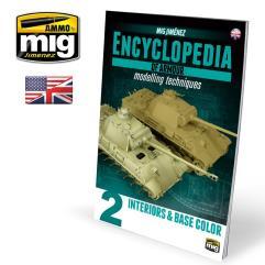 Encyclopedia of Armor Vol. 2 - Interiors & Base Color