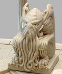 Statue of Elder God