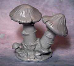 Double Cap Mushroom