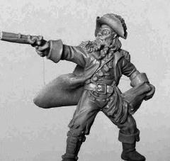 Captain Balthazar Drake