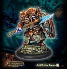 Vanguard Warrior #2