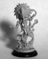 Mayahuel - Sorceress of Thunder