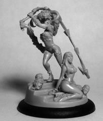 Azcalta - Mistress of the Apocalypse