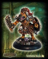 Coyotl Warrior #2