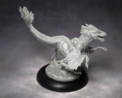Ripperclaw Lizard (Lunging)