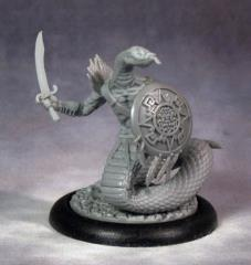 Snakeman Warrior