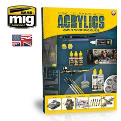 Modelling Guide - How To Paint With Acrylics