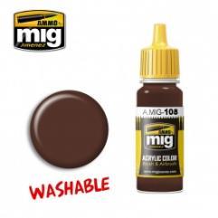 Mud - Washable