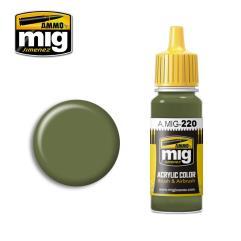 Zinc Chromate Green