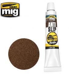 Anti-Slip Paste - Brown Color