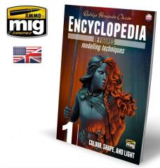 Encyclopedia of Figures - Modelling Techniques Vol. 1 Color Shape and Light