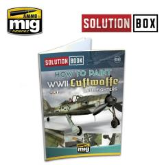 How to Paint WWII Luftwaffe Late Fighters