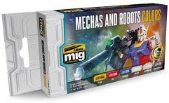 Robots & Mechas Colors