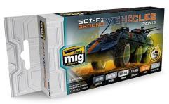 Sci-Fi Ground Vehicles