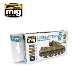 Sherman Tanks Vol. 3 - WWII US Marine Corps