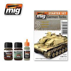 German Tanks Set