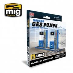 Modern Gas Pumps