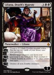 Liliana, Death's Majesty (MR)