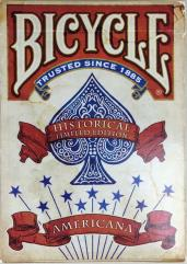Americana Playing Cards (Historical Limited Edition)