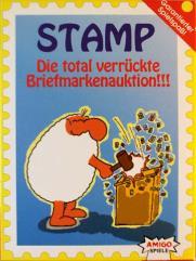 Stamp - Die Total Verruckte Briefmarkenauktion!!! (The Totally Crazy Stamp Auction Game)