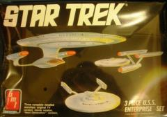 3-Piece U.S.S Enterprise Set