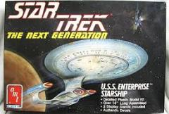 Star Trek - The Next Generation, U.S.S. Enterprise Starship