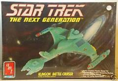 Star Trek - The Next Generation - Klingon Battle Cruiser