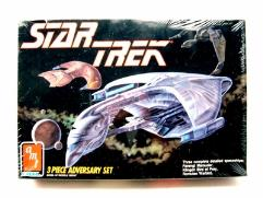 Star Trek - 3 Piece Adversary Set