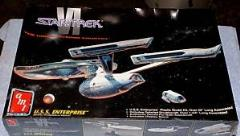 Star Trek VI - U.S.S. Enterprise NCC-1701-A