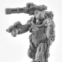 Raider Exo-Mech Squadron