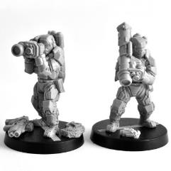 Grenadier Specialists - Missile Launchers